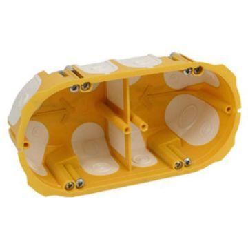 Poza cu Doza 2 aparate Kopos 142x71x45 mm , KPL 64-50/2LD