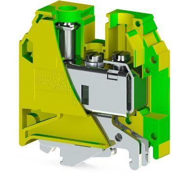 Picture of Clema pe sina IMP.AVK 35T 35mmp galben-verde, Klemsan, IK622035-A