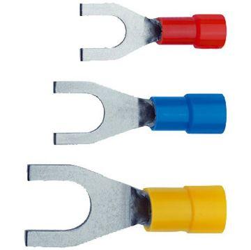 Picture of Papuc cu izolatie furca 1.5-2.5mm/6 Klauke X630C/6