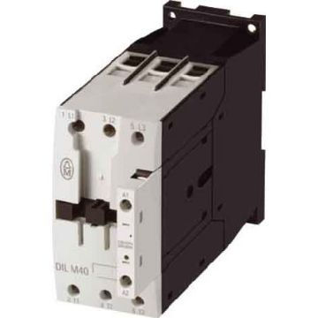 Picture of Contactor DILM40(230V50HZ,240V60HZ) Eaton