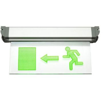 Picture of Corp EXIT LED Indicator lateral, Atra, 3114