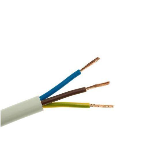 Picture of Cablu flexibil MYYM 3x2.5 folie 100M