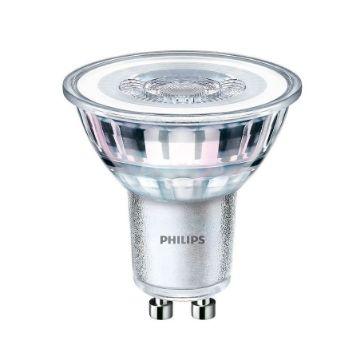 Poza cu Bec LED Philips CorePro 5W GU10 PAR16 lumina neutra PS03463