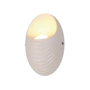 Picture of Aplica Elmark Shell 955SHELL1W/WH