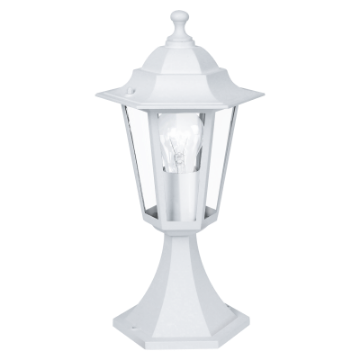 Picture of Stalp exterior Eglo Laterna 5 White 22466