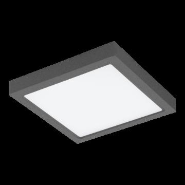 Picture of Eglo Connect plafoniera LED exterior Argolis Anthracite-C 98174