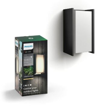 Picture of Philips Hue Outdoor Aplica Turaco White PS03585