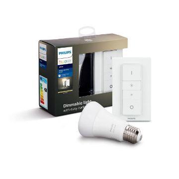 Poza cu Starter Kit Philips Hue BT 9W E27 White PS03731