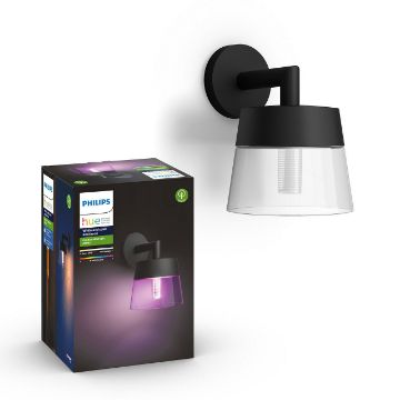 Picture of Aplica Philips Hue Outdoor Attract BT White and Color Ambiance 1746130P7