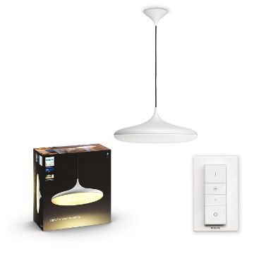 Picture of Lustra Philips Hue Cher BT White Ambiance 4076131P6