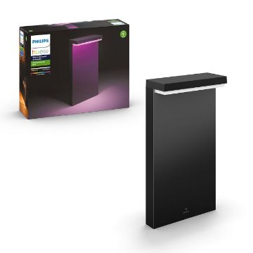 Poza cu Postament Philips Hue Outdoor Nyro White and Color Ambiance 1745530P7
