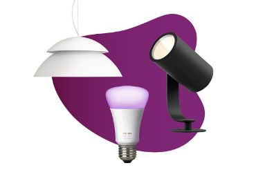Picture for category Philips Hue Connected Lighting