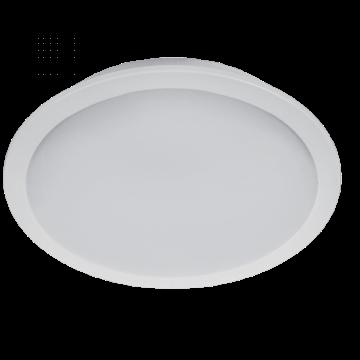 Poza cu Panou LED Rotund Waterproof W5 K6300-6500