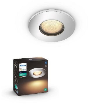 Poza cu Spot baie Philips Hue Adore BT White Ambiance 3417511P9