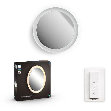 Picture of Oglinda iluminata baie Philips Hue Adore BT White Ambiance 3418631P6