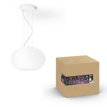 Picture of Philips Hue Pendul Flourish White and Color Ambiance BT PS03757