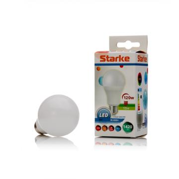 Poza cu Bec LED Starke Plus 15W A65 E27 1420LM lumina rece ST00789