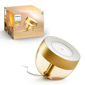 Picture of Philips Hue Iris Gold BT White and Colour Ambiance - Limited Edition