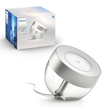 Picture of Philips Hue Iris Silver BT White and Colour Ambiance - Limited Edition