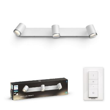 Picture of Aplica baie Philips Hue Adore BT White Ambiance 3418031P6