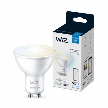 Picture of Bec LED WiZ smart WIFI Bluetooth GU10 345lm Tunable White