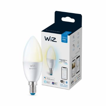 Picture of Bec LED WiZ smart WIFI Bluetooth E14 470lm Tunable White