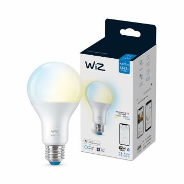 Picture of Bec LED WiZ smart WIFI Bluetooth E27 A67 1521lm Tunable White