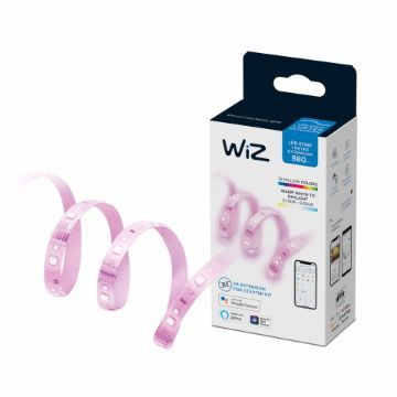 Picture of Extensie banda LED WiZ Lightstrip smart WIFI 1ml 880lm RGBW