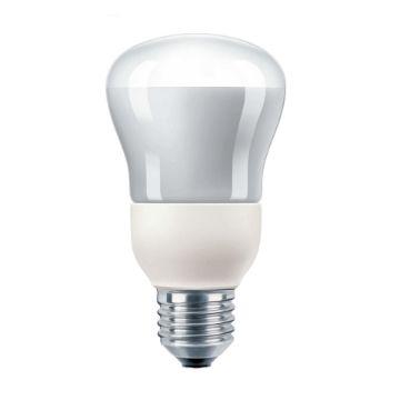 Picture of Bec economic Philips Downlighter R60 8W E27 lumina calda 280LM