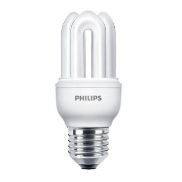 Picture of Bec economic Philips Genie forma stick 8W E27 lumina rece 400LM