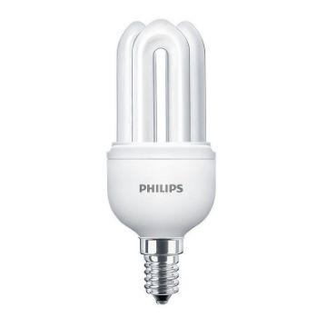 Picture of Bec economic Philips Genie forma stick 11W E14 lumina calda 600LM
