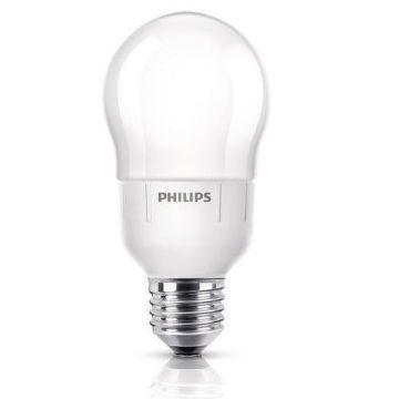 Picture of Bec economic Philips PL-E Ambiance forma clasica E27 9W A60 lumina calda 400LM