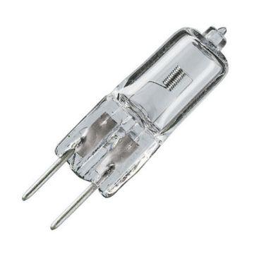 Poza cu Bec halogen capsula Philips Halogen Capsule 50W, GY6.35, 12V, CLAR, 2000 ore, Blister 2 bucati