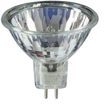 Poza cu Bec halogen spot Philips Halogen-Dichroic 50W, GU5.3, 12V, 2000 ore, Blister 2 bucati