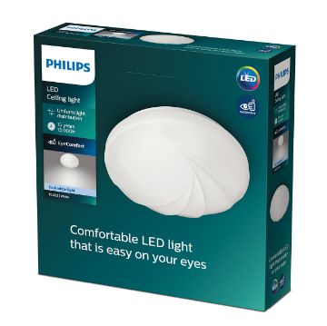 Picture of Plafoniera LED Philips CL202 White 6W 640LM lumina neutra PC02295