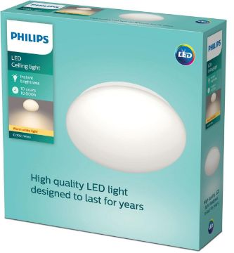 Picture of Plafoniera LED Philips CL200 White 6W 600LM lumina calda PC02042