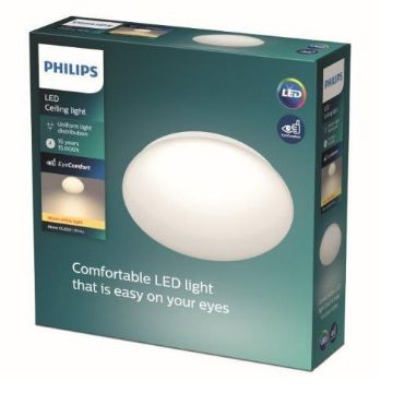 Picture of Plafoniera LED Philips CL200 White 6W 600LM lumina calda PC02028