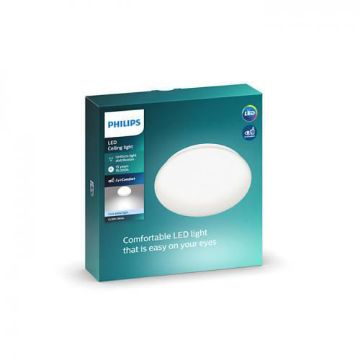 Picture of Plafoniera LED Philips CL200 White 6W 640LM lumina neutra PC02048
