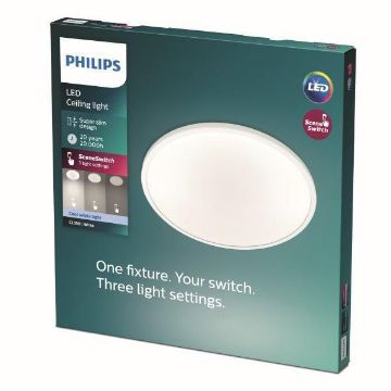 Picture of Plafoniera LED Philips CL550 SS RD 15W 1500LM lumina neutra PC02306
