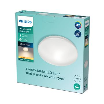 Picture of Plafoniera LED Philips CL259 White 17W 1500LM lumina calda PC02319