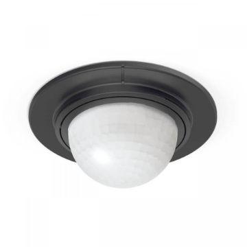 Poza cu Senzor miscare Steinel infrarosu 360-1 Black 032852