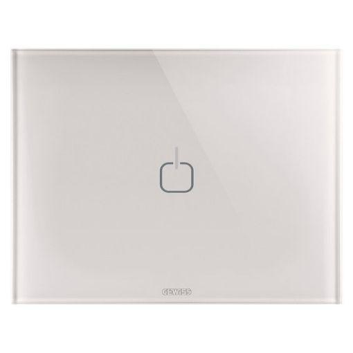 Picture of Rama Gewiss Chorus Monochrome Ice Touch Bej 1 simbol GW16951CL